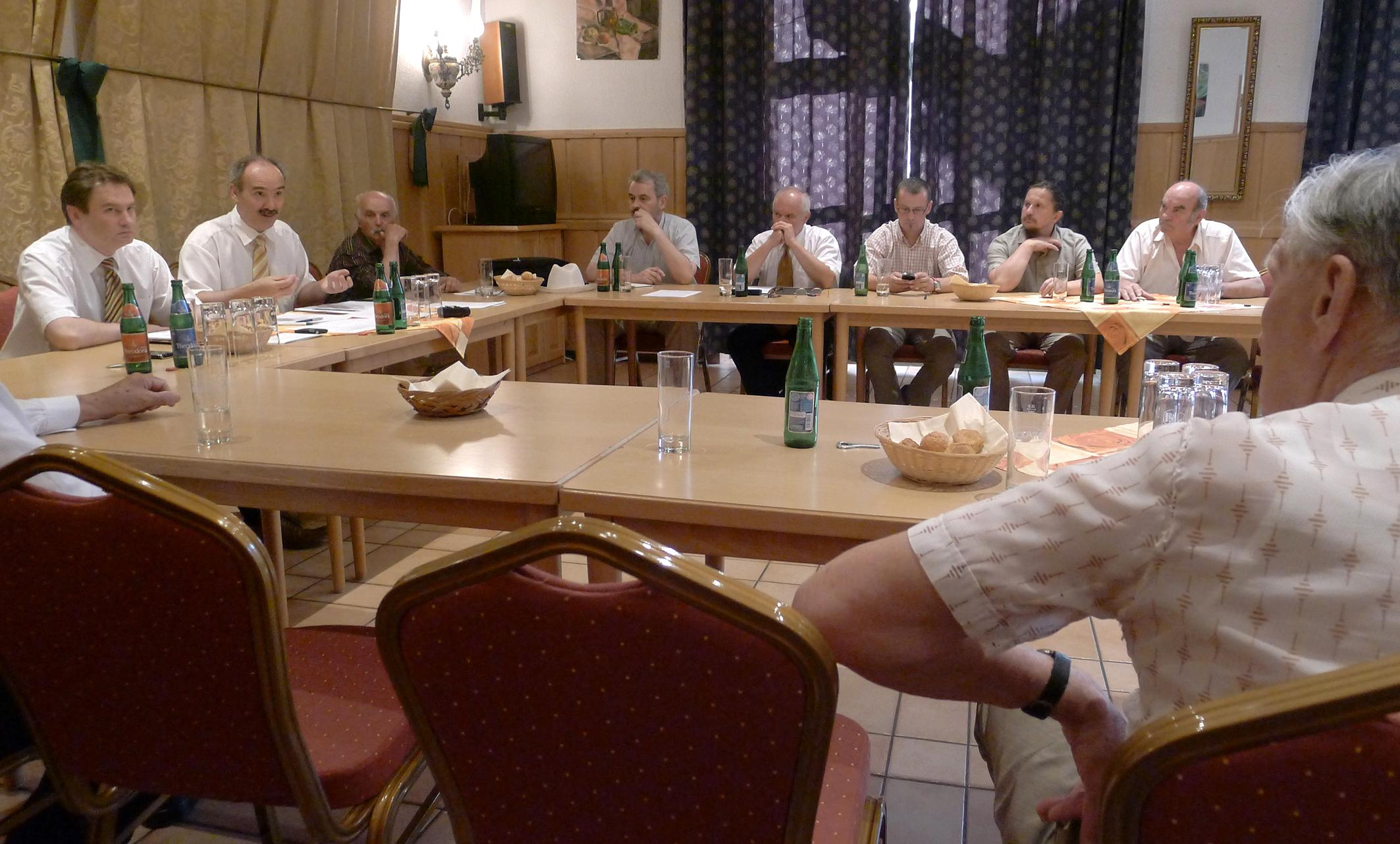 Wekerle Sándor Alapítvány megalapítása 2012.06.18