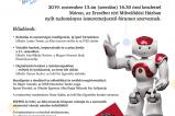 Wekerle Napok 2019 program plakátok