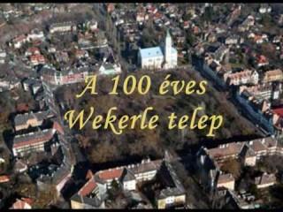 Embedded thumbnail for Wekerletelep a 100. évfordulón